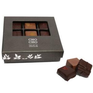 kvalitets chokolade fra pr chokolade