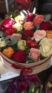 rose mix i æske